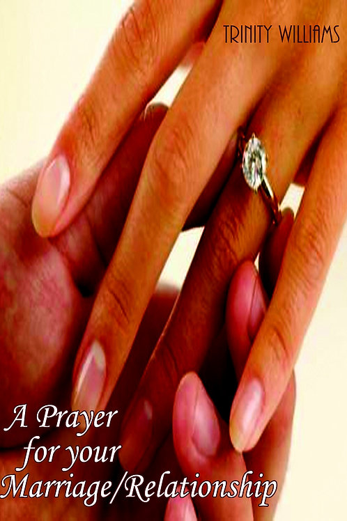 Prayer for Your Marriage / Relationship