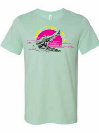 Bright Alligator Pear T-Shirt