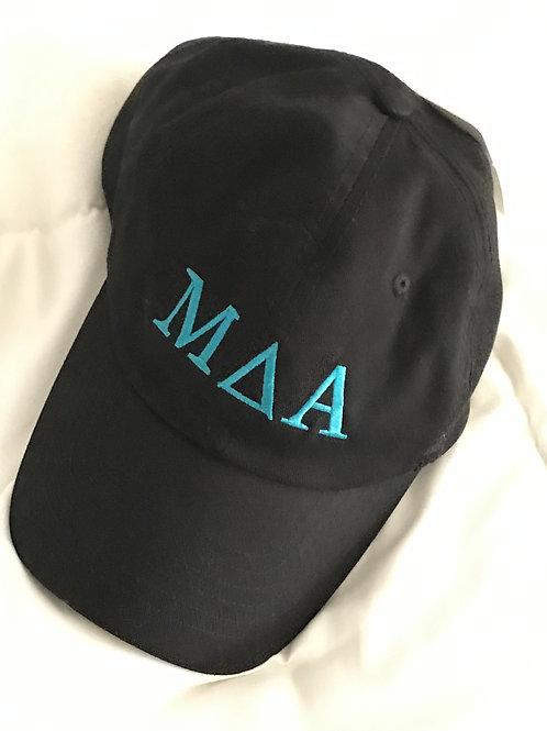 Mu Delta Alpha Cap