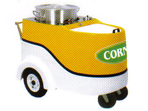 504PC Boiled Corn Cart