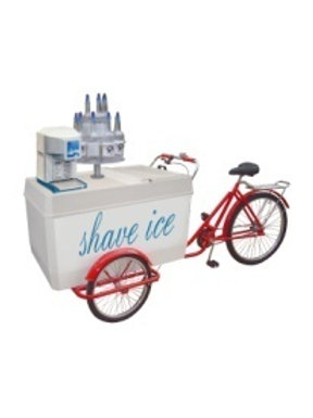 402TR Ice Shaver Tricycle as low as $120/mo