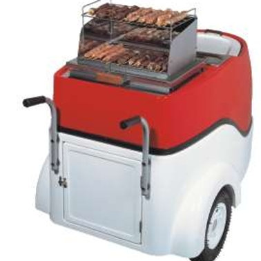 501PC Charcoal BBQ Push Cart as low as $85/mo