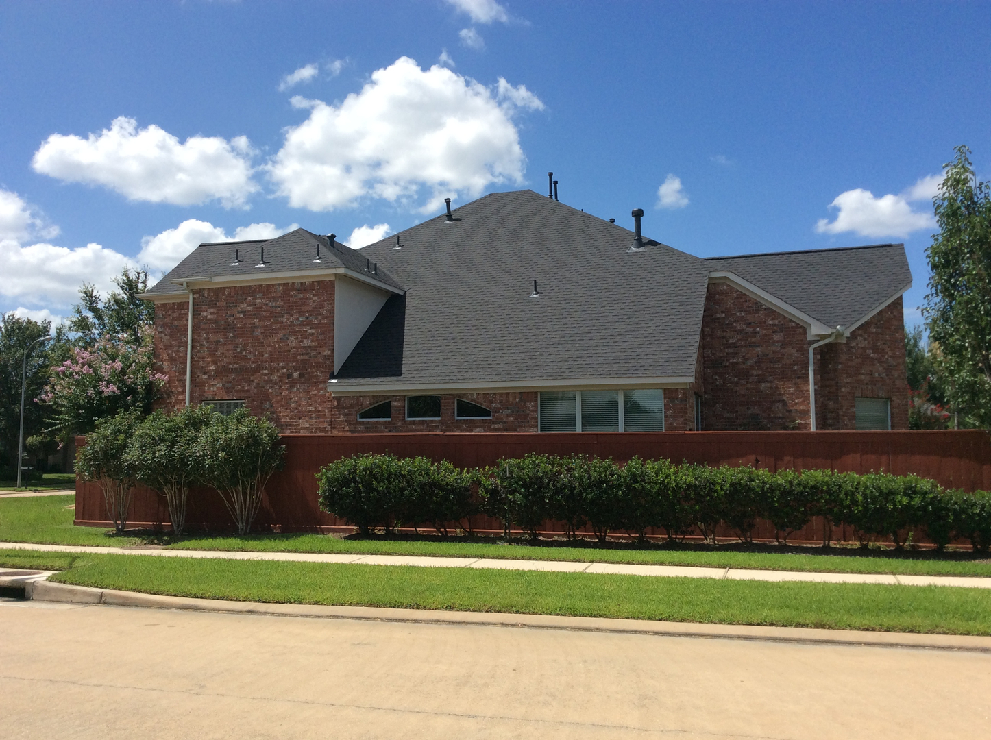 Roofing Arlington Proway Exteriors Roofing Company