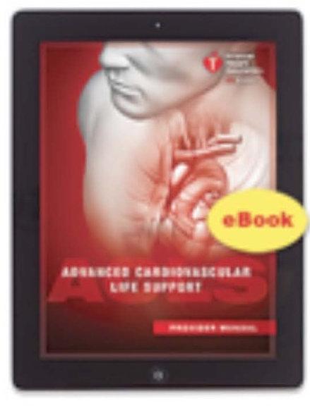 Advanced Cardiovascular Life Support Manual (eBook)