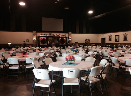 Sheriff's Posse Event in Weatherford, TX.