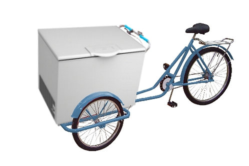 310TRB Ice Cream Tricycle 12V as low as $136/mo