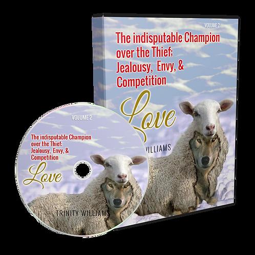 Indisputable Champion CD