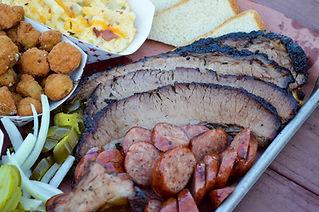 Back Porch BBQ Good Eats Texas Local Mik