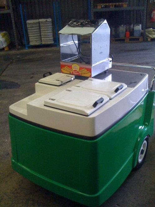 206PCE Hot Dog Cart