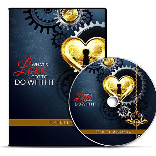 What's Love Got to Do With It CD