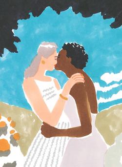 Cover illustration, Kanava magazine