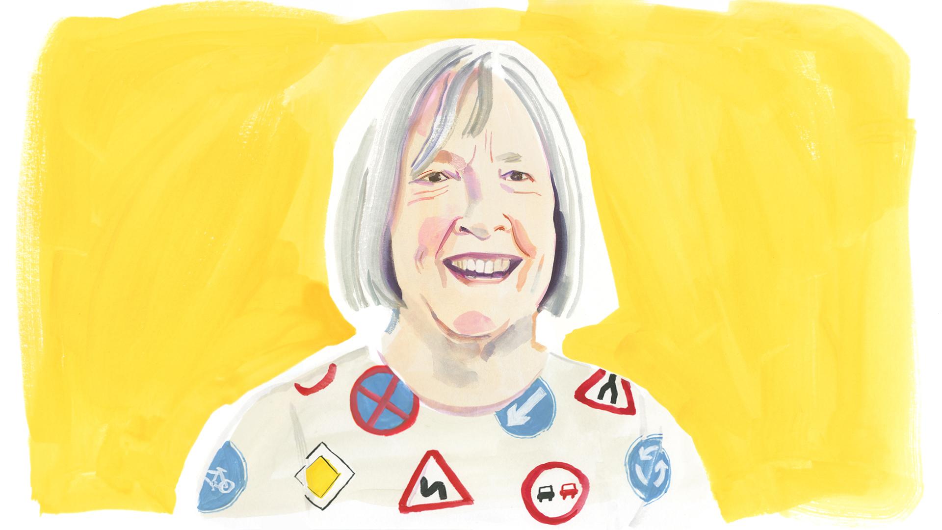Margaret Calvert