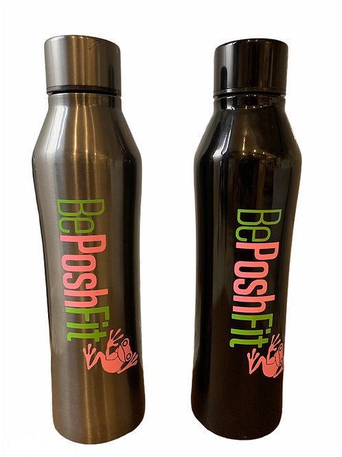 Be Posh Fit Stainless Water  Bottles
