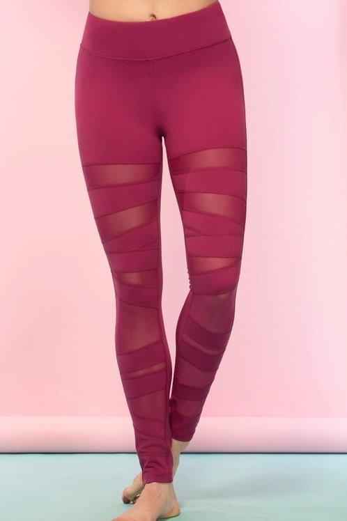 Kira Mesh Legging