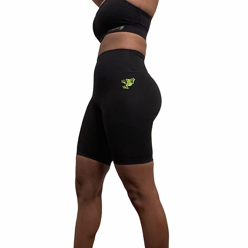 Karma High Waist Biker Short