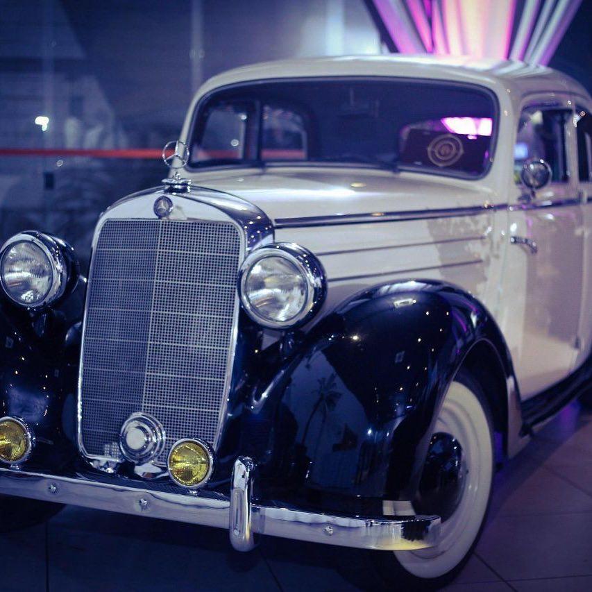 Mercedes Benz 170S Ano: 1951