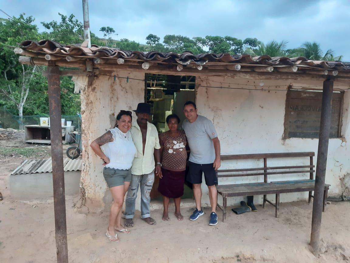 Doações 2019 - Gameleira (PE)