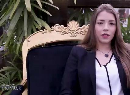 Vídeo da nova decoração do castelo