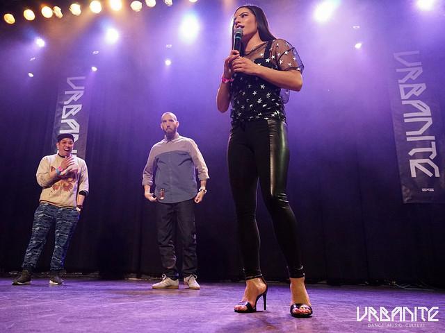 Hosting Urbanite Dance Showcase
