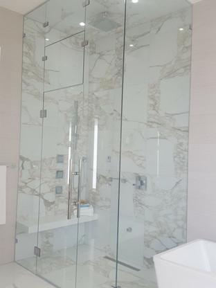 Unique Shower Door