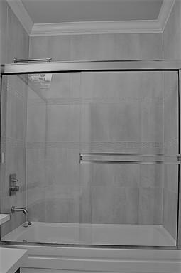 Tub Door 5mm Glass