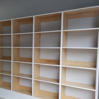 Playwood Garage Storage