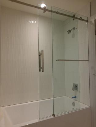 serenity shower door ( Squre Hardware)