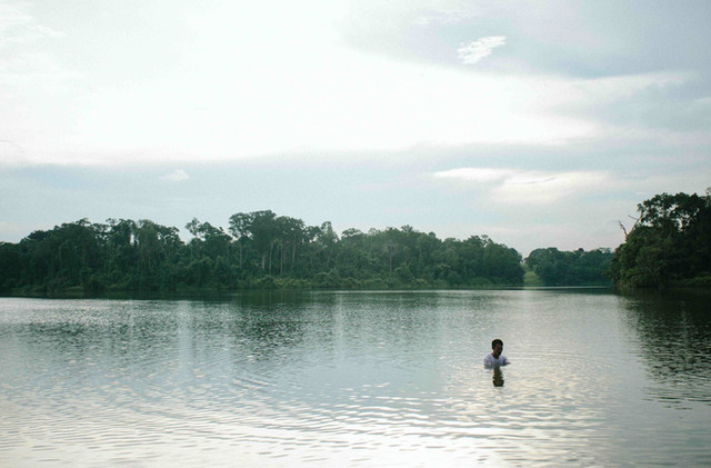 Standing in Still Water