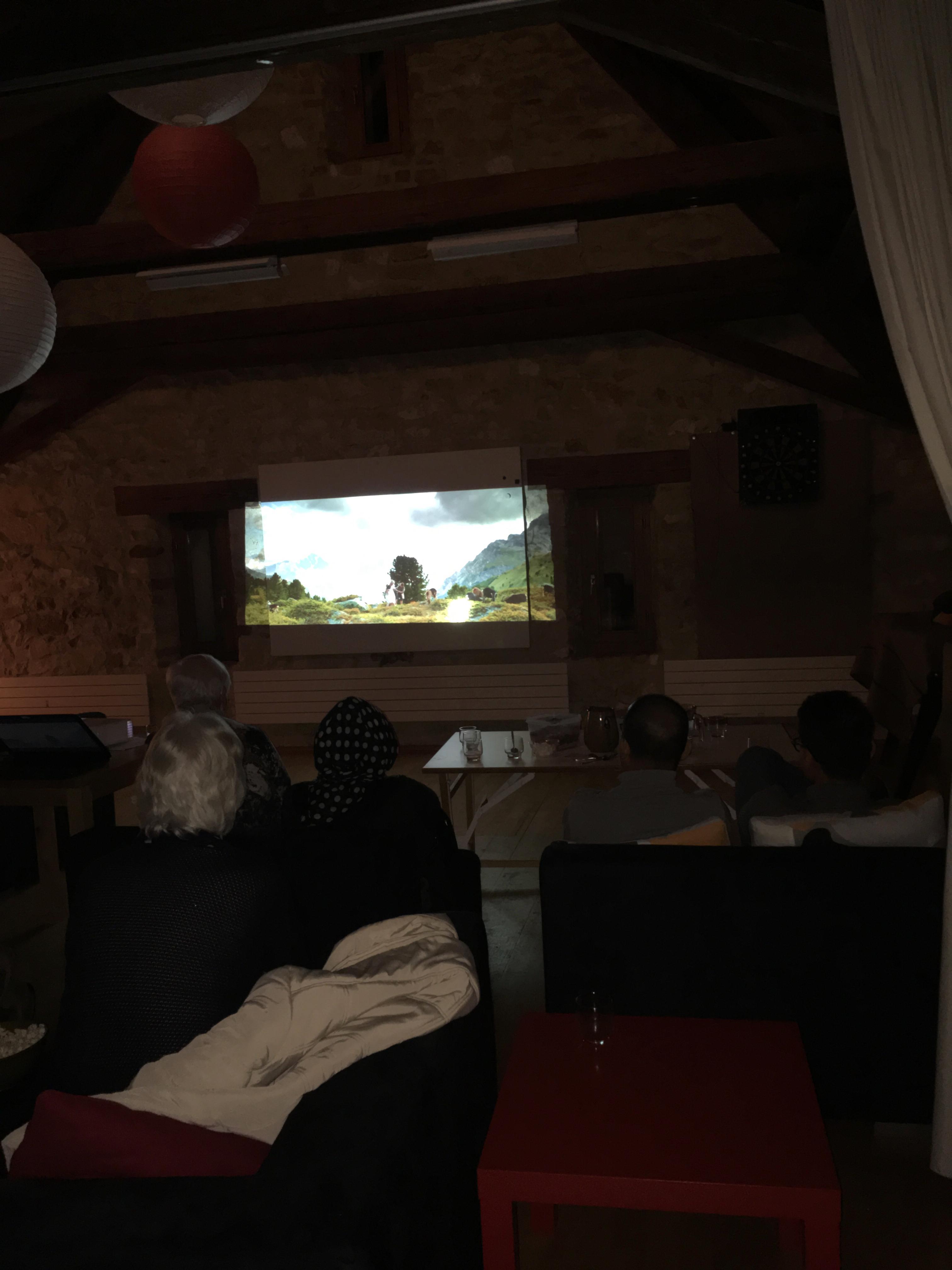 Kino-Abend im Jakobshof