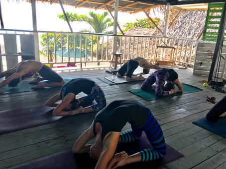 What do people look for in a yoga retreat?