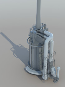 Air Preheater designed by XRG Technologies