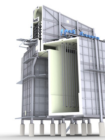 Gasification Fired Heater by XRG Technologies