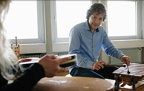 Musiktherapie, Musiktherapeut, Selbsterfahrung, Musik Schönenberger