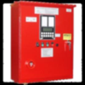 Fire Pump Controller Metron FD4 Diesel