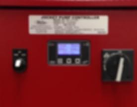 Jockey Pump Controller Metron MP15