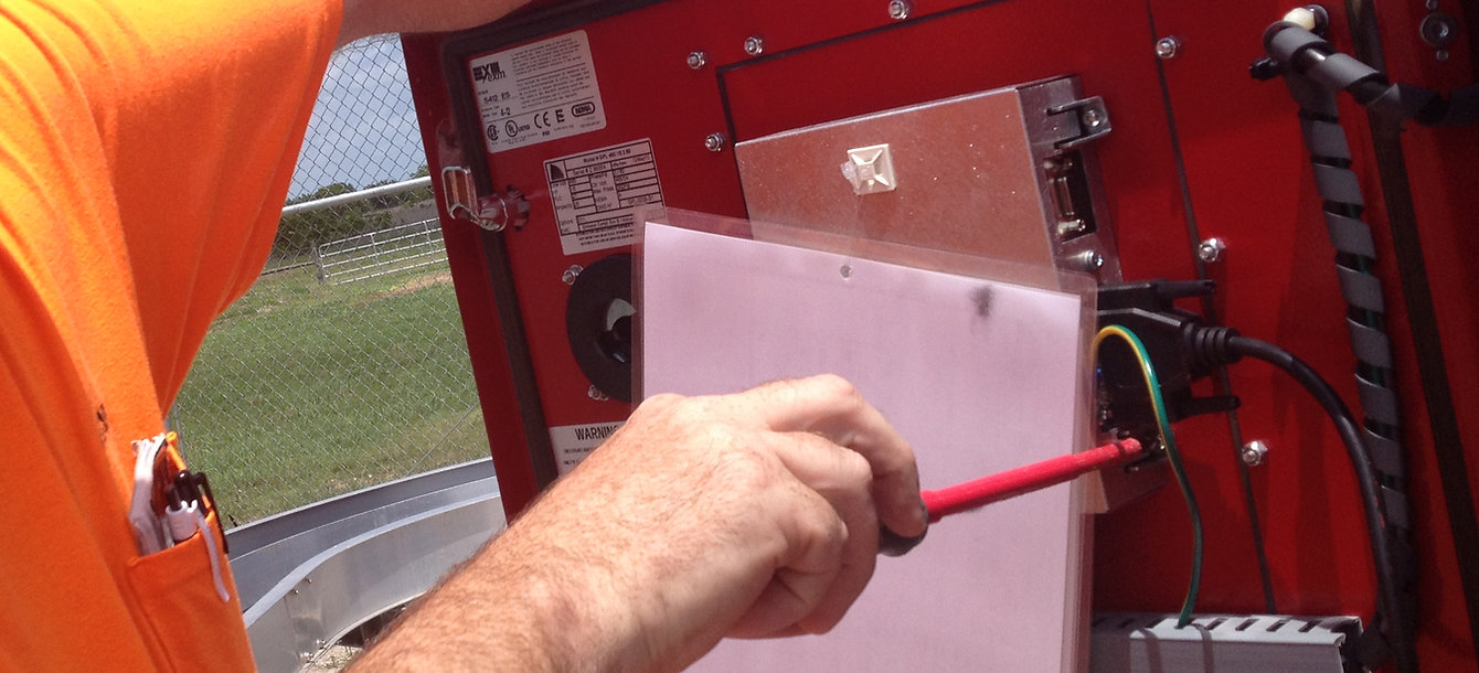 Fire Pump Controller Repair