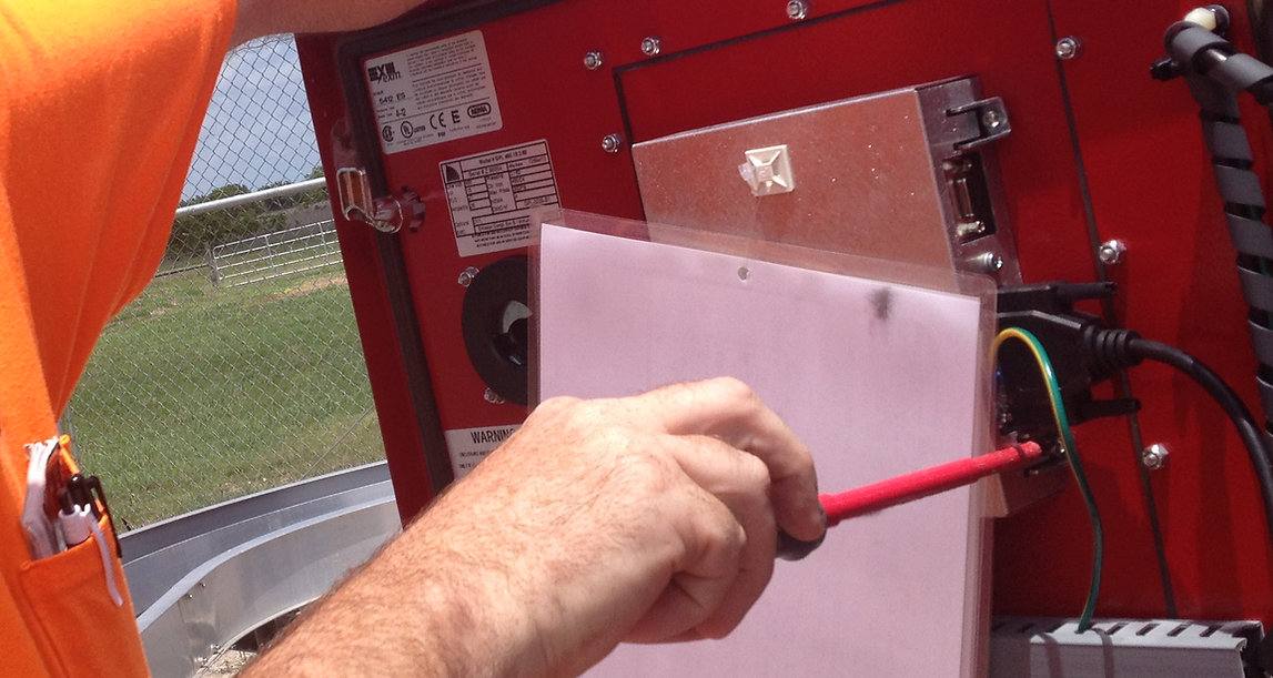Fire Pump Controller Repair