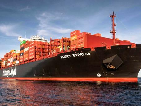 Hapag-Lloyd encomenda 75 mil novos containers