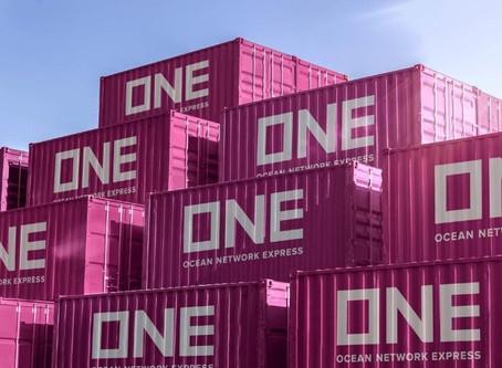 Ocean Network Express (ONE) anuncia expansão da sua frota de contentores refrigerados