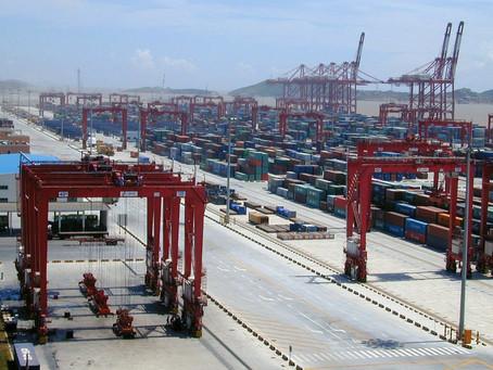 Porto de Xangai é o mais bem conectado do mundo em 2019, diz UNCTAD
