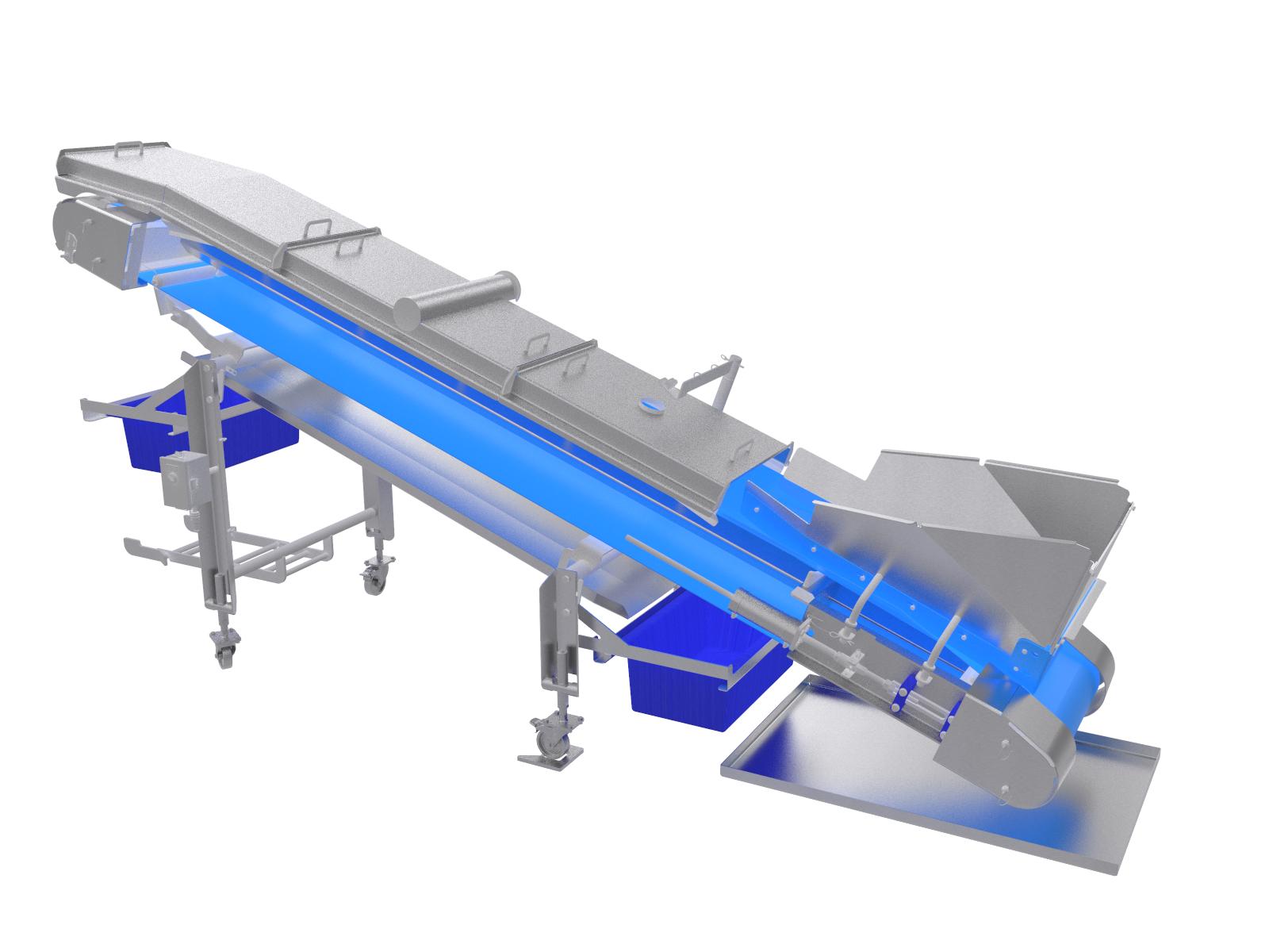 MSE2000 Conveyor
