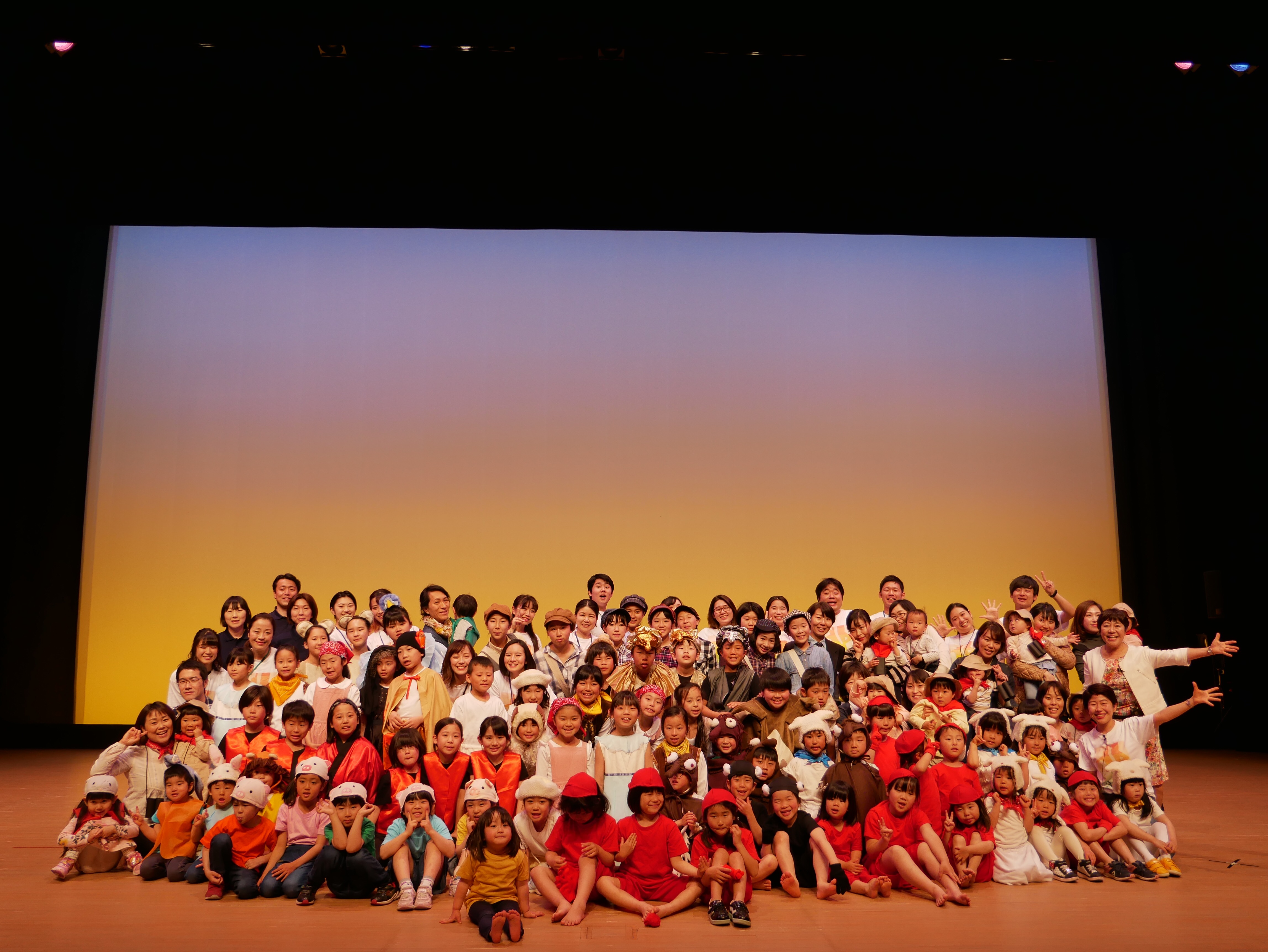 春の英語ミュージカル2019