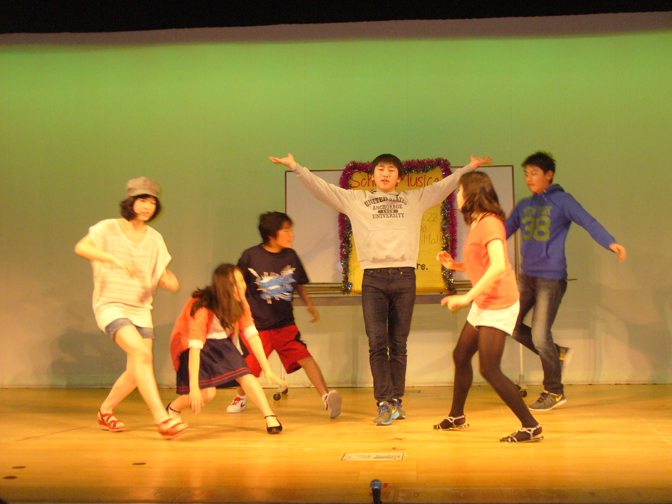2015年High School Musical