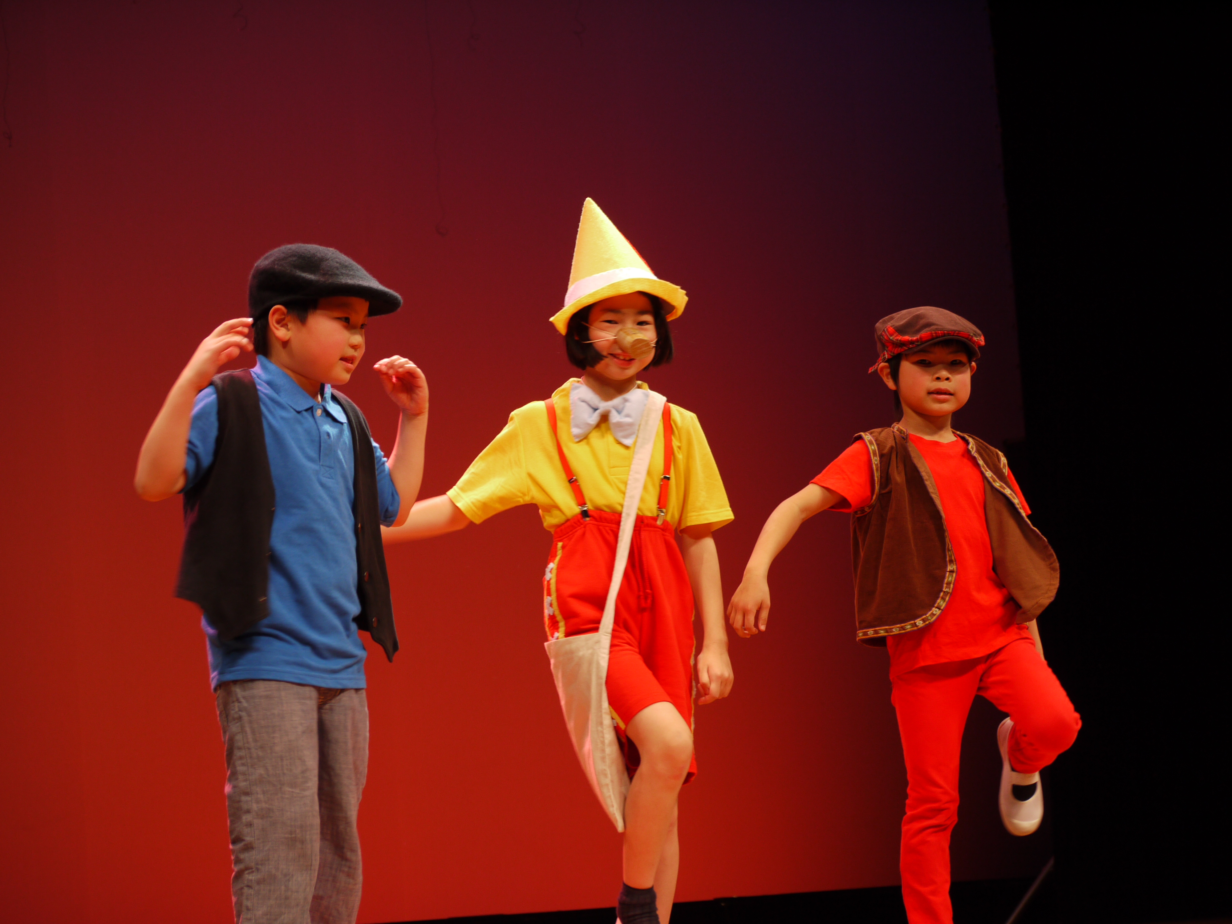 2017年ピノキオ