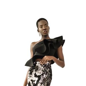 Marce Top & skirt