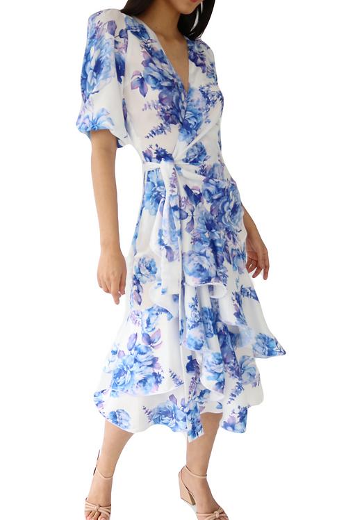 Mila Wrap Dress