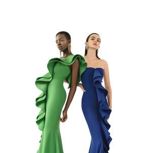 Laya dress & Aralia Dress