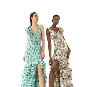 Carissa long dress