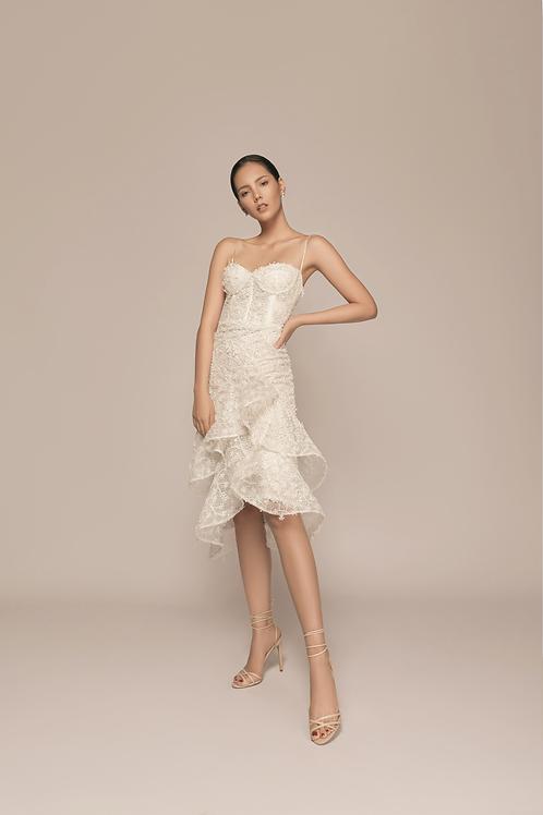 Amanda Midi Dress