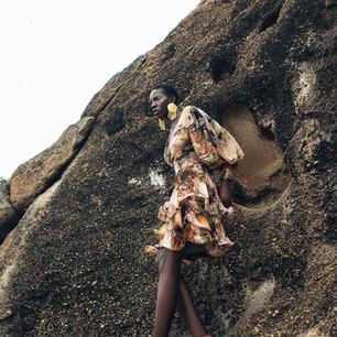 Anny mini dress